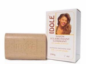 Idole Lightening Exfoliating soap.jpg